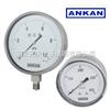 YE-60BF、YE-100BF 不锈钢膜盒压力表/Kpa千帕-价格OEM-