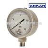 YE-60BFZ 不锈钢膜盒耐震压力表/抗震/-价格OEM-